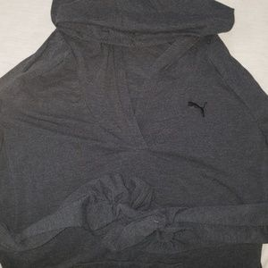 Puma Hoodie Size Small